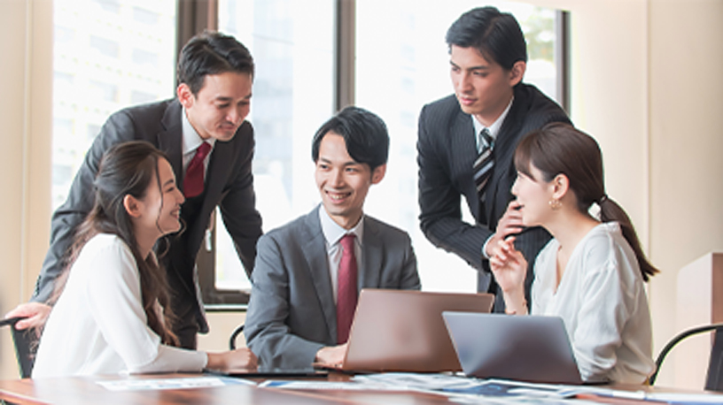無理な勧誘や押し売りはいたしません。                     御社の業績アップのためにご活用ください。